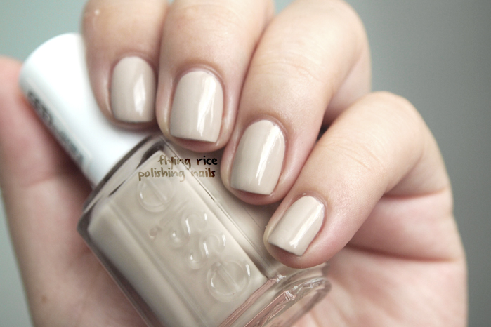 essie is so nude, nude...